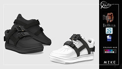 : CULT : Mike Sneakers with HUD