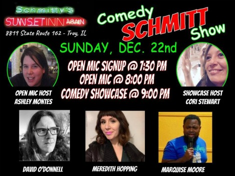 Schmitty's Show 12-22-19