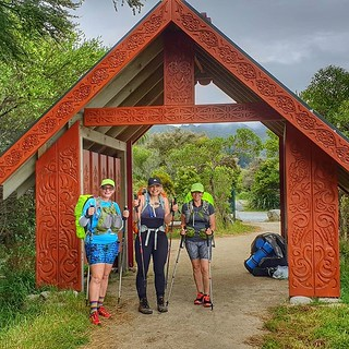 We made it! Two days, lots of fun, lots of blisters, and so many farting quails and weking pekas #abeltasmannationalpark #decemberadventure #day2 | by easegill