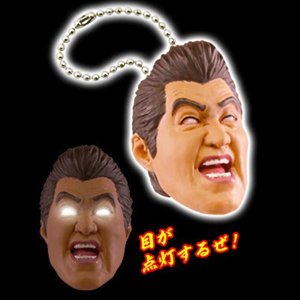男子漢英雄本色就該被做成轉蛋放桌上!T-ARTS 日本男演員 竹內力之形象轉蛋玩具「竹内力 漢の GOODS COLLECTION」