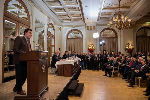 _CS03262_16.12.2019, Αθήνα: «Οριοθέτηση θαλασσίων ζωνών στη Μεσόγειο και ελληνοτουρκικές σχέσεις»