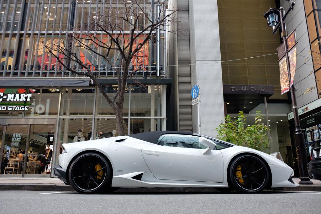 Lamborghini Huracán 2019/12/18 X7001959