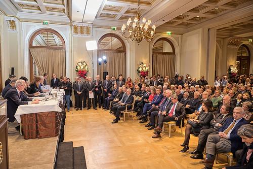 _CS03275_16.12.2019, Αθήνα: «Οριοθέτηση θαλασσίων ζωνών στη Μεσόγειο και ελληνοτουρκικές σχέσεις»