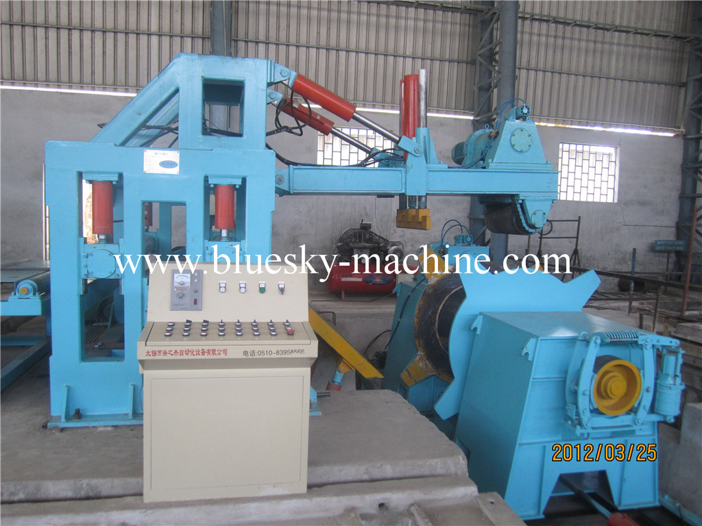 cut to length line manufacturers in vietnam