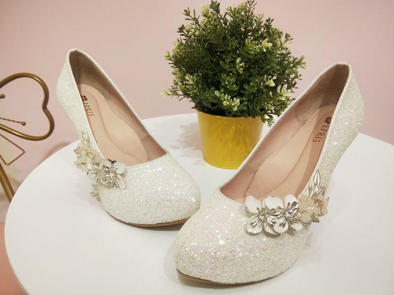 超好穿婚鞋