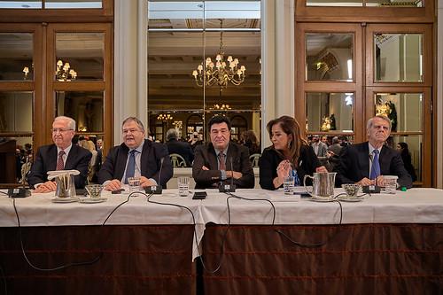 _CS03240_16.12.2019, Αθήνα: «Οριοθέτηση θαλασσίων ζωνών στη Μεσόγειο και ελληνοτουρκικές σχέσεις»