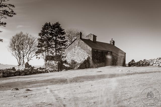 Ditsworthy Warren Farm House, Dartmoor, Plymouth