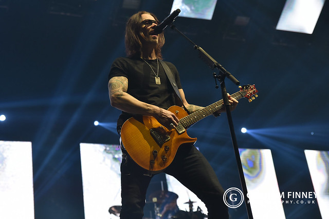 Alter Bridge (w/Shinedown & The Raven Age) @ Manchester Arena (Manchester, UK) on December 15, 2019