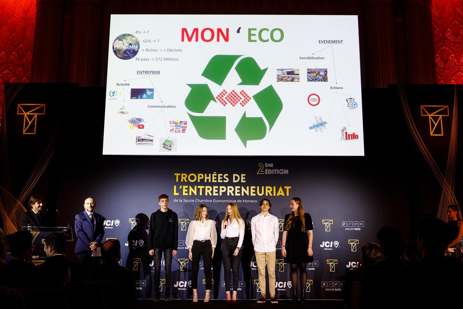 2019 12 17 Trophées de l'Entrepreneuriat - 2ème édition