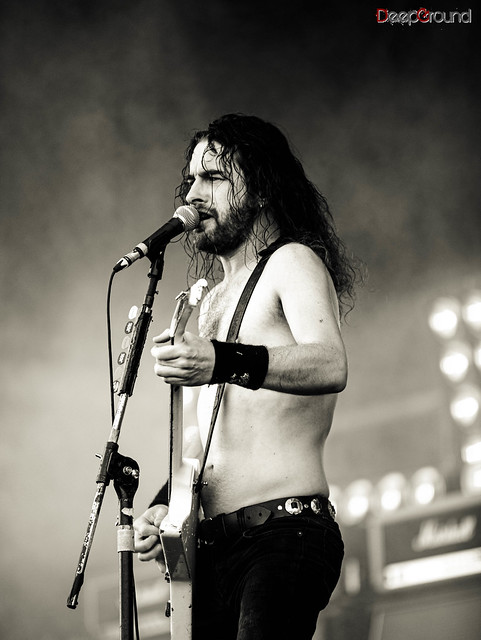 Airbourne @ Summer Breeze 2019