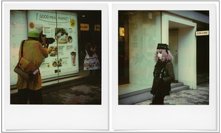 Cosplay (Harajuku, Tokyo, Japan)