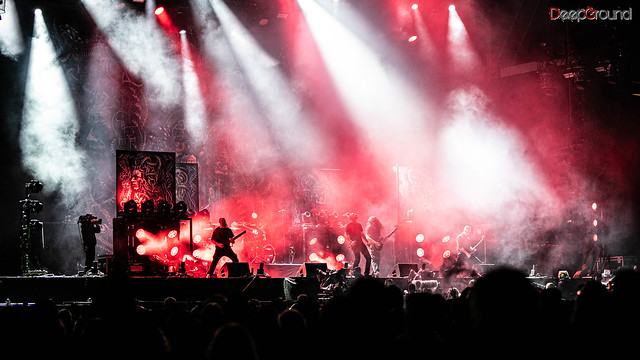 Meshuggah @ Summer Breeze 2019