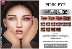 Pink Eye (Santa Inc. Lost & Found)