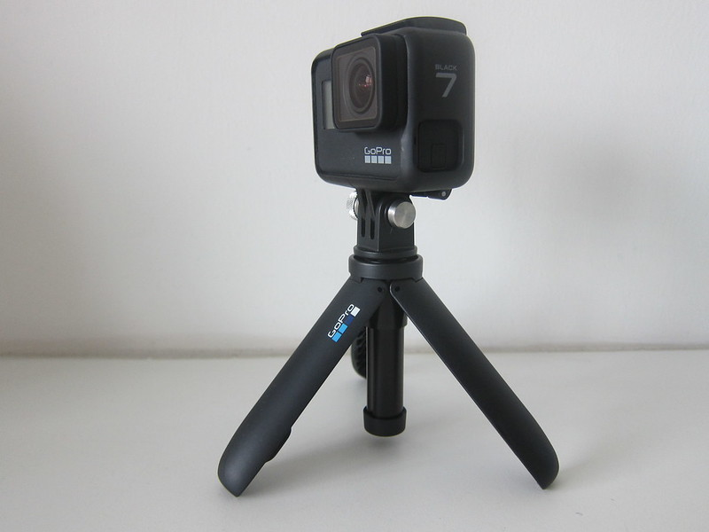 GoPro Shorty - With GoPro HERO7 Black - Tripod