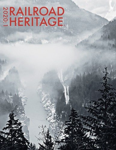 Railroad Heritage 59: Winter 2020