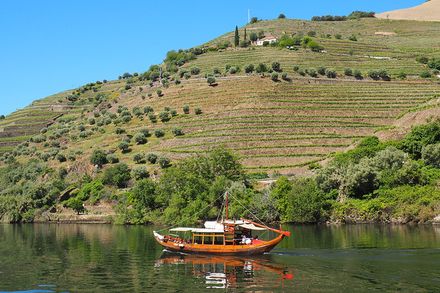 Douro river cruise, Douro River, Portugal