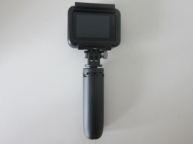 GoPro Shorty - With GoPro HERO7 Black - Back