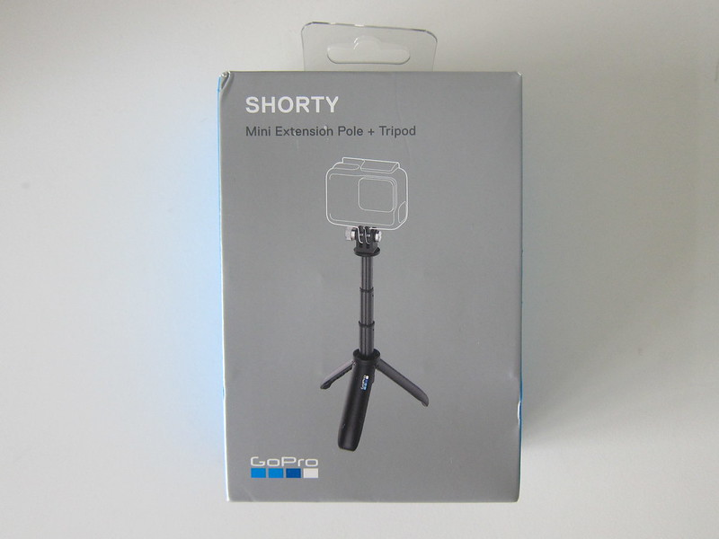 GoPro Shorty - Box Front