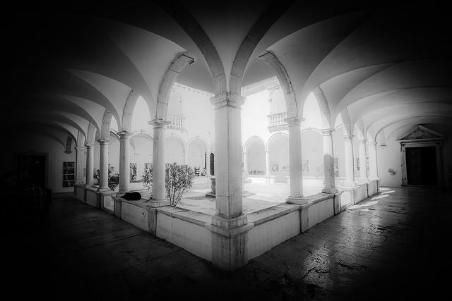 Yard of prayer and music
