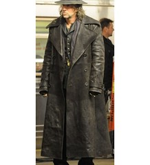 The Sorcerer's Apprentice Balthazar Blake (Nicolas Cage) Leather Trench Coat