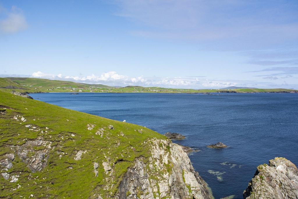 Cunningsburgh Bay