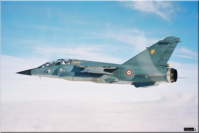 Mirage F1B, EC 3/33