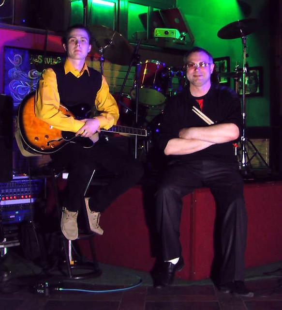 А.Буторин и П.Буторин 2010