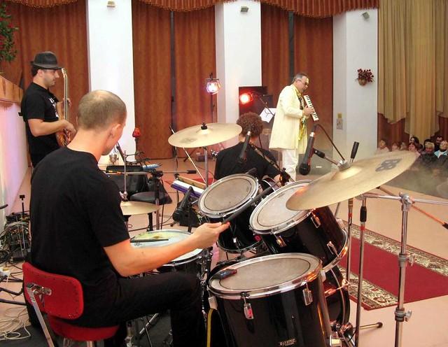 А.Буторин и Джаз Терапия 2011