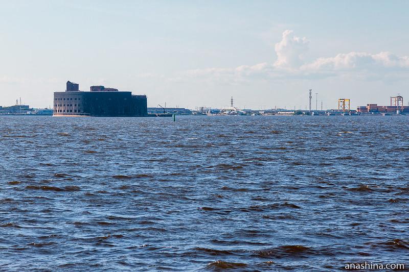 Форт «Император Александр I» («Чумной»), Санкт-Петербург, Кронштадт