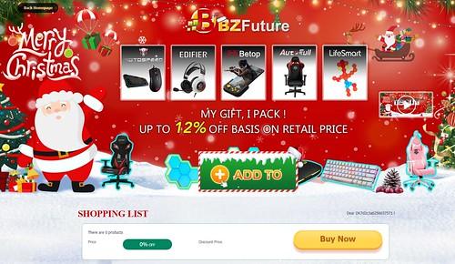 BZfuture Kalėdinis išpardavimas: Windows 10 Pro dovanų