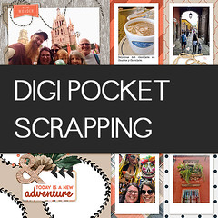 Digital Pocket Scrapping
