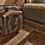 Central vacuum motor P1000300