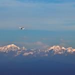 Himalaya from Chandragiri Hill, Kathmandu, Nepal
