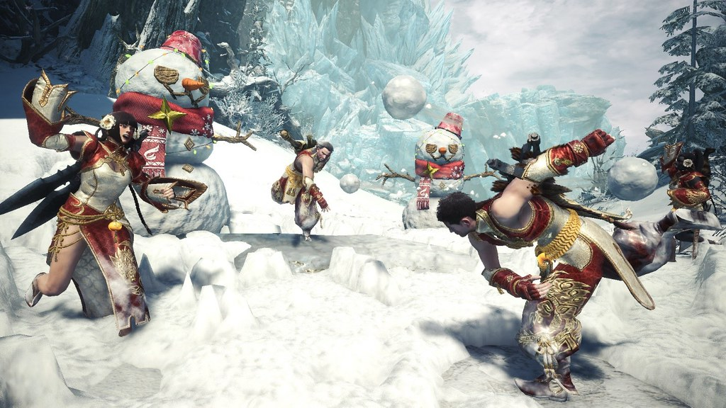 49238373086 3533e1f1a4 b - Ab heute wird es festlich in Monster Hunter World: Iceborne