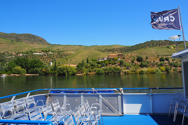 On the boat, Douro river cruise, Douro River, Portugal