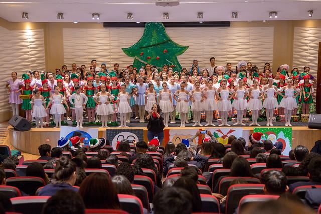 Jornadas Culturales Ministerio de Educación 18 Diciembre 2019