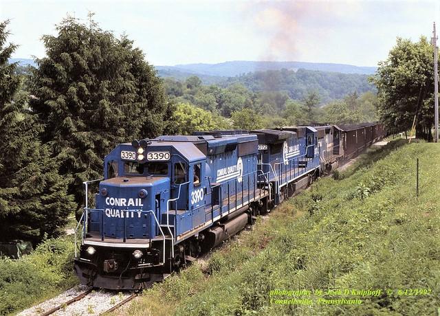 CR 3390-5072-3223, Connellsville, PA. 6-12-1997