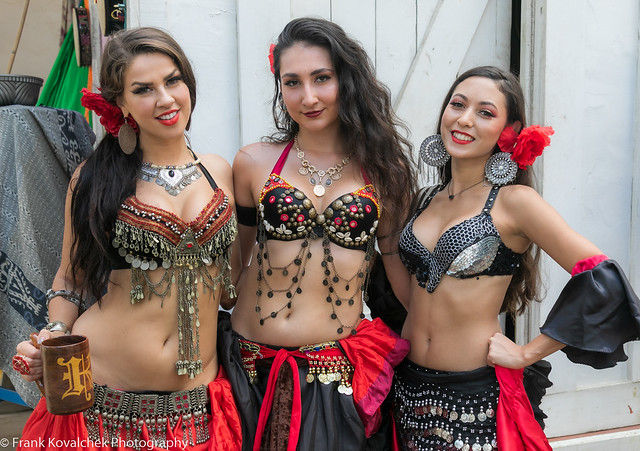 Gypsy Dance Theatre at the 2019 Texas Renaissance Festival
