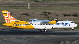 Aurigny ATR 72-600 msn 1599