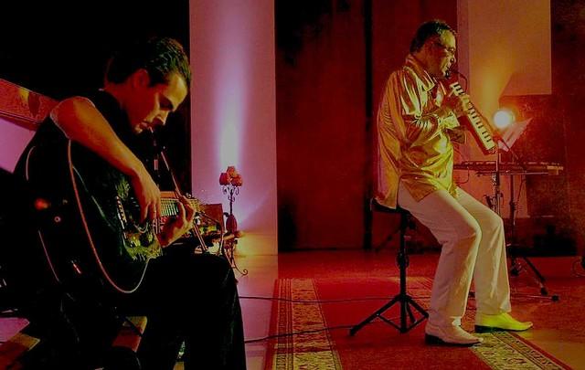А.Буторин и П.Буторин 2011