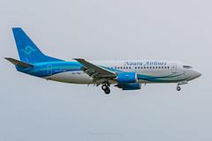 Nauru Airlines Boeing 737-300 VH-YNU