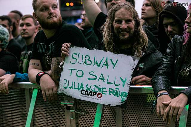 Subway to Sally @ Summer Breeze 2019