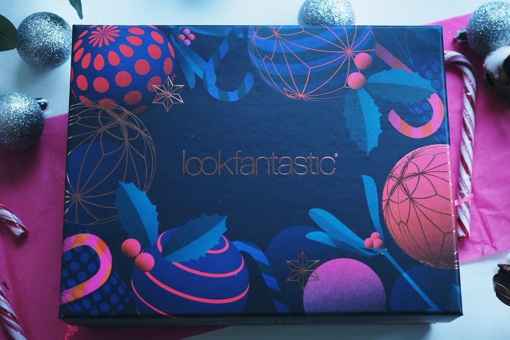 Lookfantastic Beauty Box joulukuu