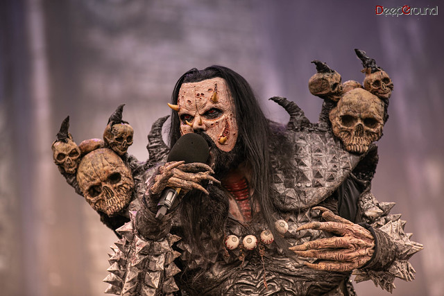 Lordi @ Summer Breeze 2019