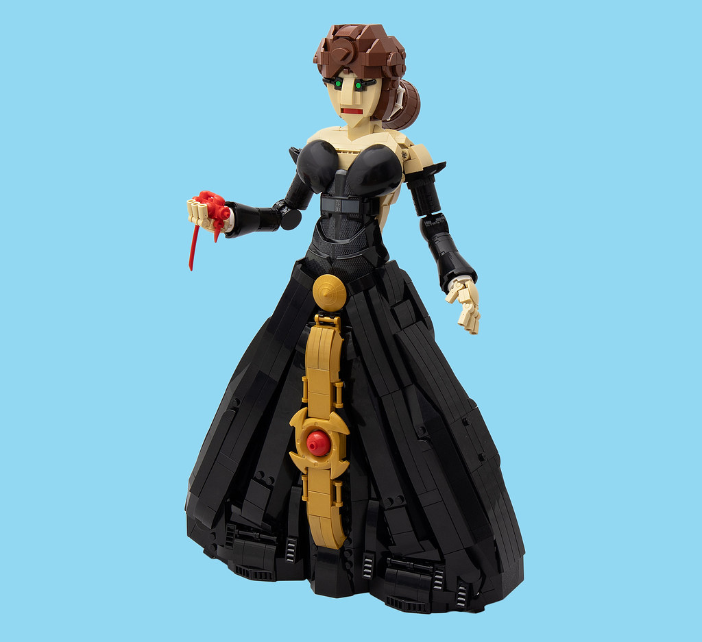 LEGO® MOC by vitreolum: The Blood Countess