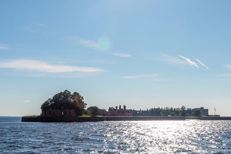 Форт «Кроншлот», Кронштадт