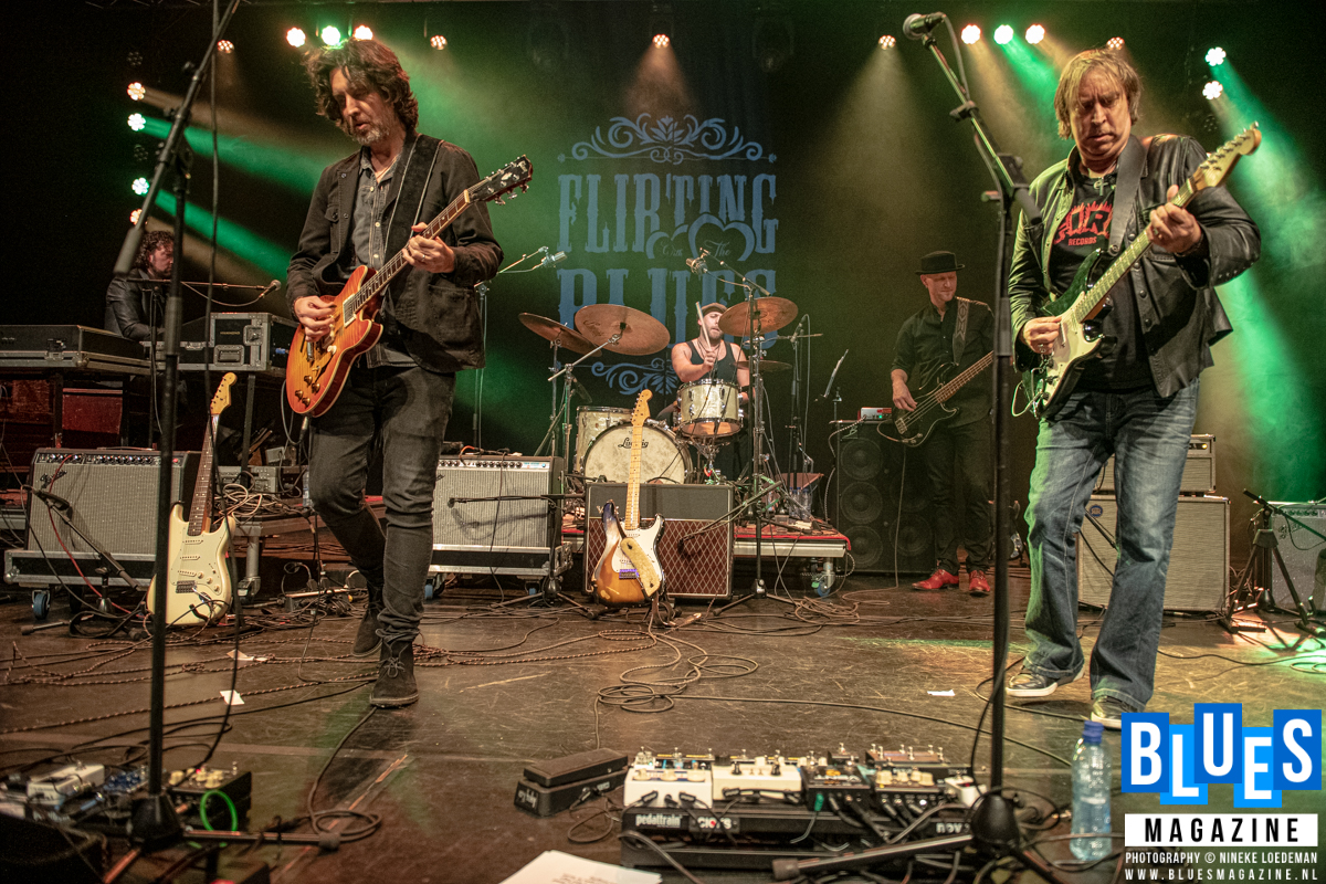 Paul Nelson & Kings Rhythm Crew