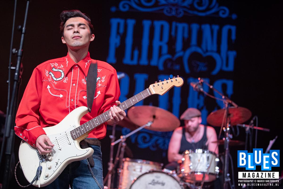 4G-Session with Stef Paglia, Kid Ramos & Johnny Ramos, Paul Nelson, Scott Sharrard, The Kings Rhythm Crew @ Flirting with the Blues 2019