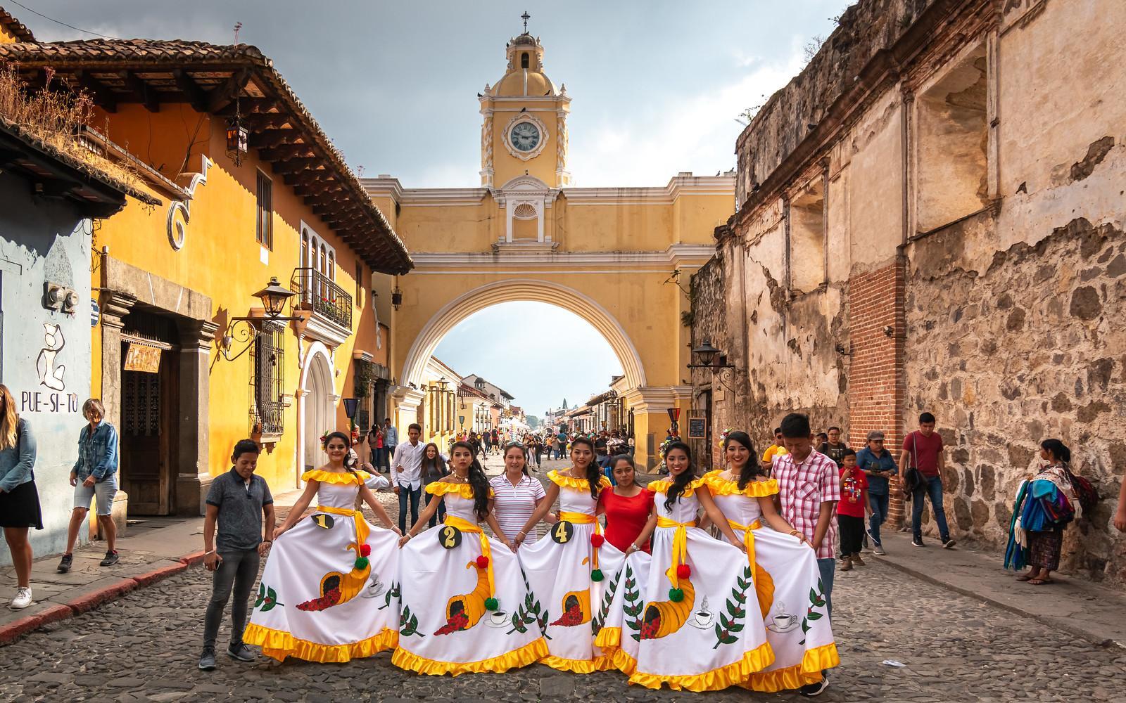 Antigua - [Guatemala]