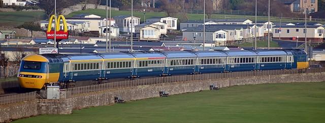 LNER HST Farewell